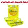 IK Yellow A4 Copy Paper 70gsm,75gsm,80gsm