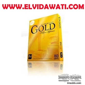 Paperline Gold Copy Paper A4 70gsm,75gsm,80gsm