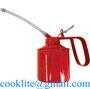 Oliatore pompa e serbatoio in metallo con canna flessibile 500cc