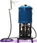 Distributeur/pompe à graisse mobile électrique avec reservoir 25 kg