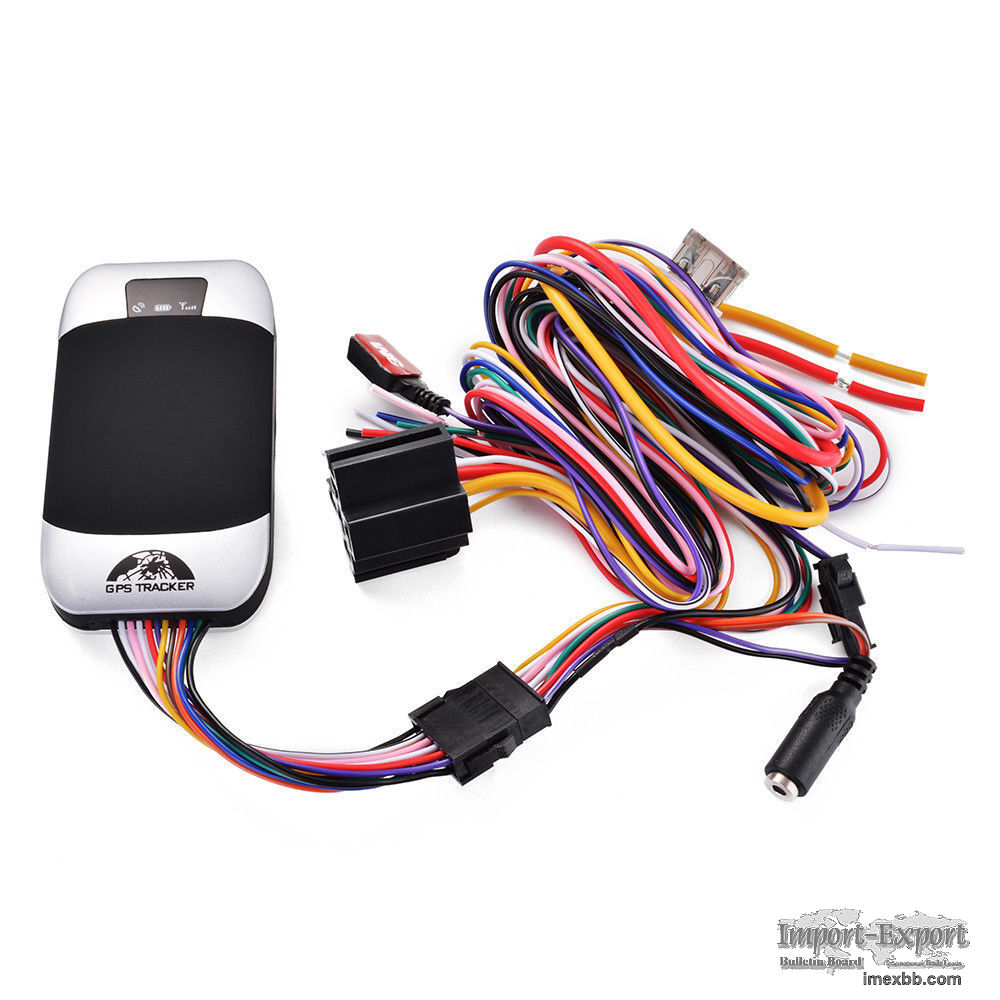 motorcycle gps tracker with shock alarm coban gps tracking 303F
