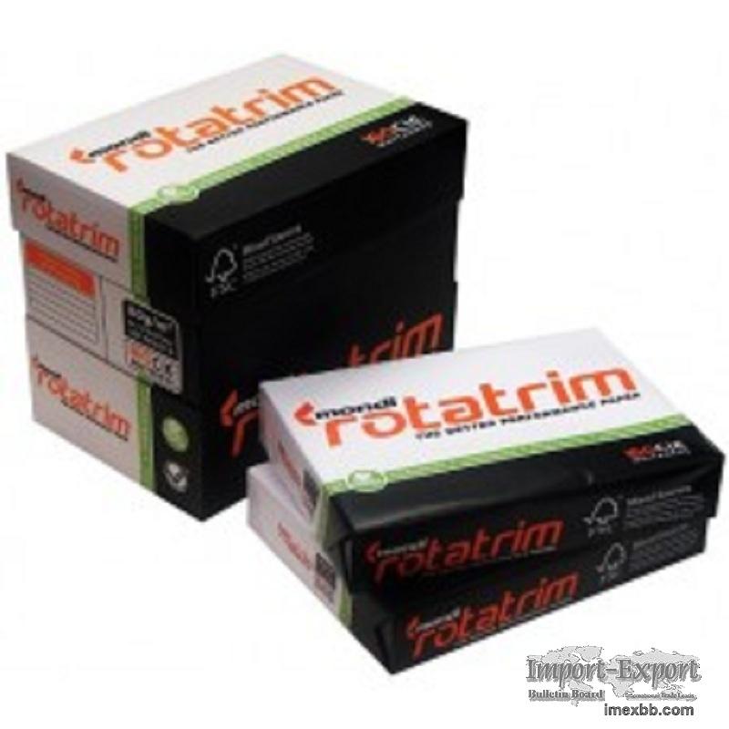 Mondi Rotatrim Copy Paper 70gsm/75gsm/80gsm