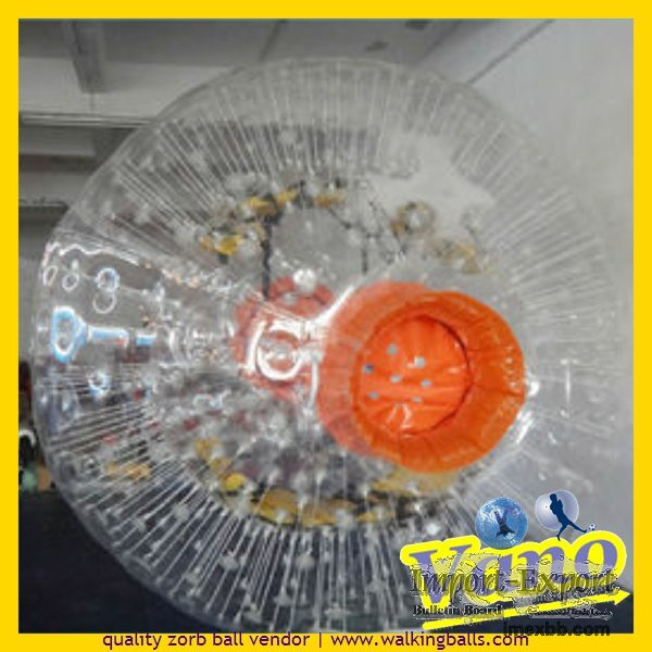 ZorbingBallz Zorb Ball Zorbing Human Hamster Ball Vano Inflatable Sphereing
