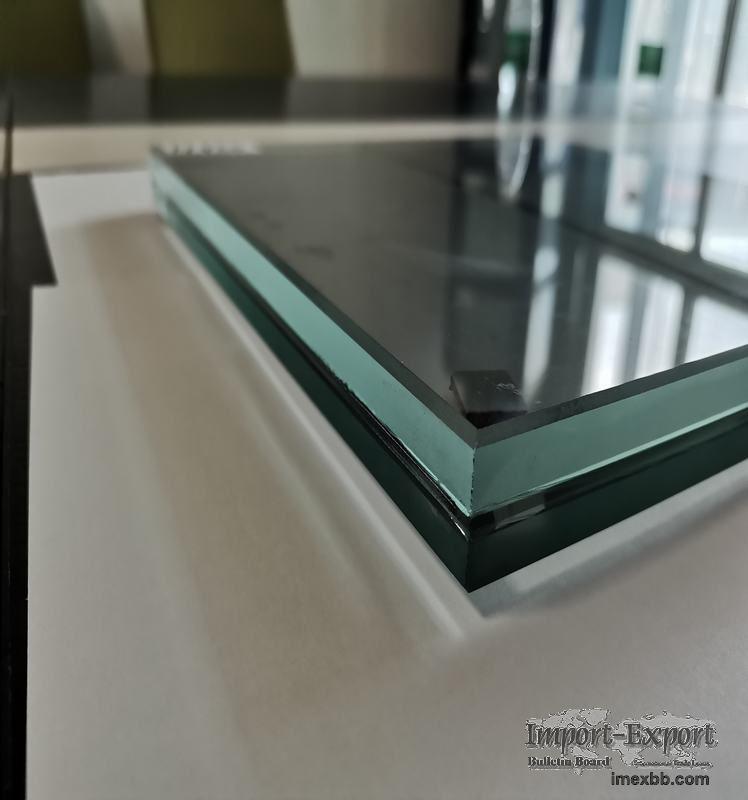Coated Laminated Glass    tempered laminated glass Manufacturers
