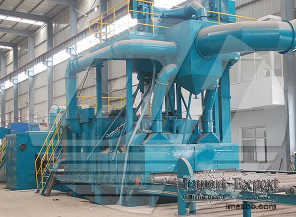 QXY Steel Plate Pretreatment Line