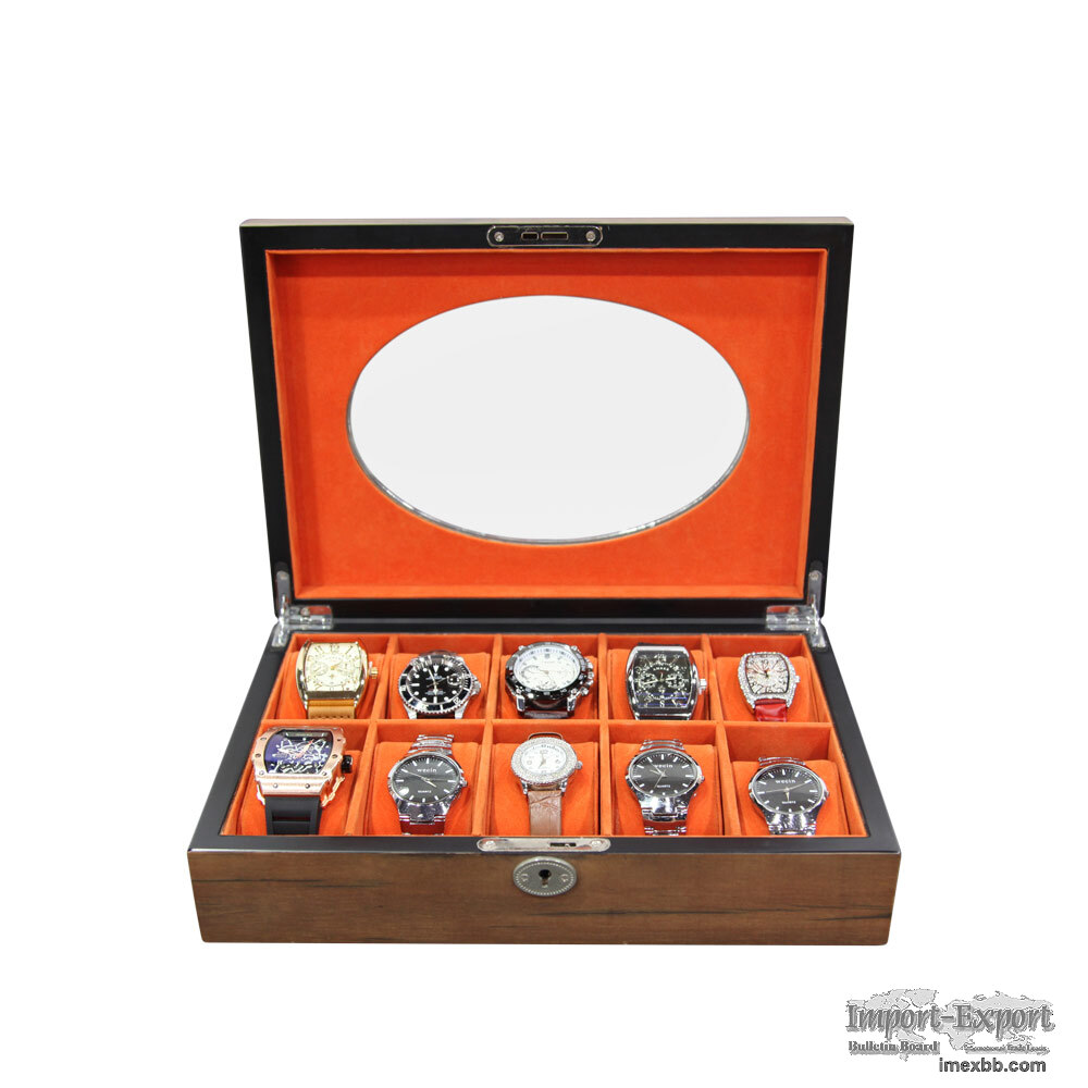 Custom Wholesale High Quality Watch Boxes For Sale  12 watch box