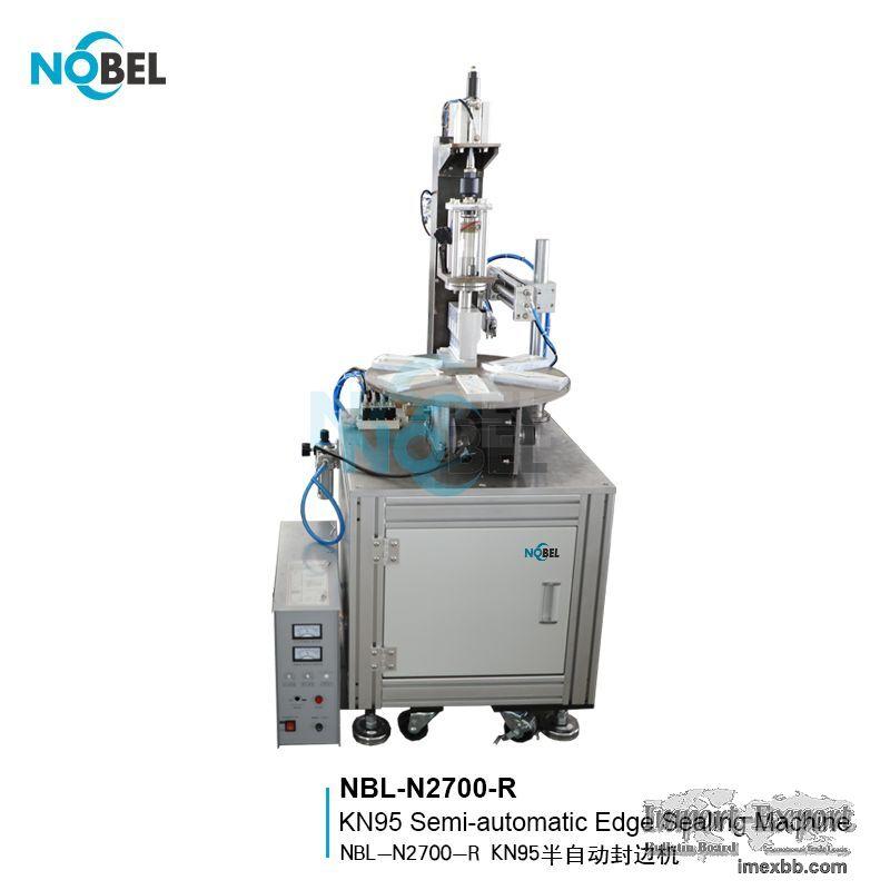 NBL-N2700-R N95 Mask Rotary Edge Sealing Machine