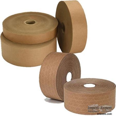 Water Free Kraft Paper Tape