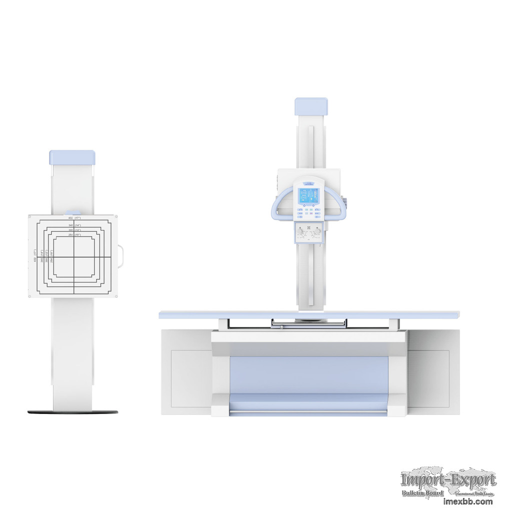 5kw mobile X-ray equipment hot sales PLX160/160A High Frequency X-ray Radio