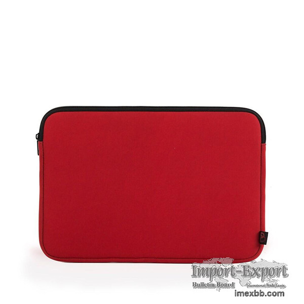 Simple basic Neoprene laptop bag   Customed Laptop Bag Distributor