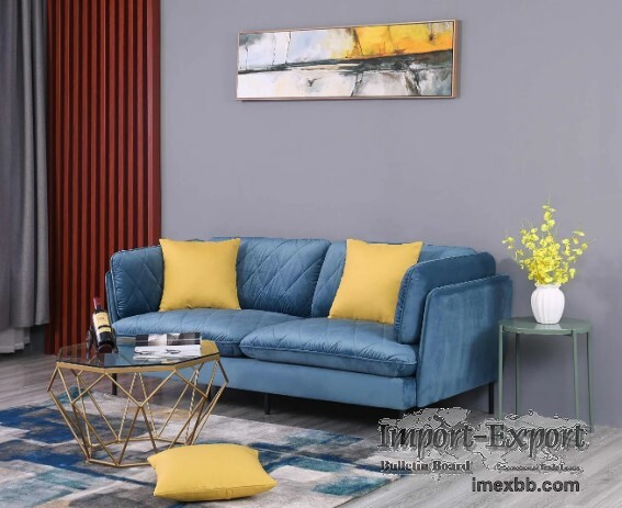 Classic Style Chesterfield Sofa Wooden Sofa Modern Sofa Chinese Furniture