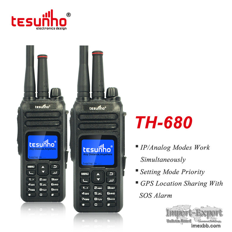 Portable Repeater Two Way Radio TH-680