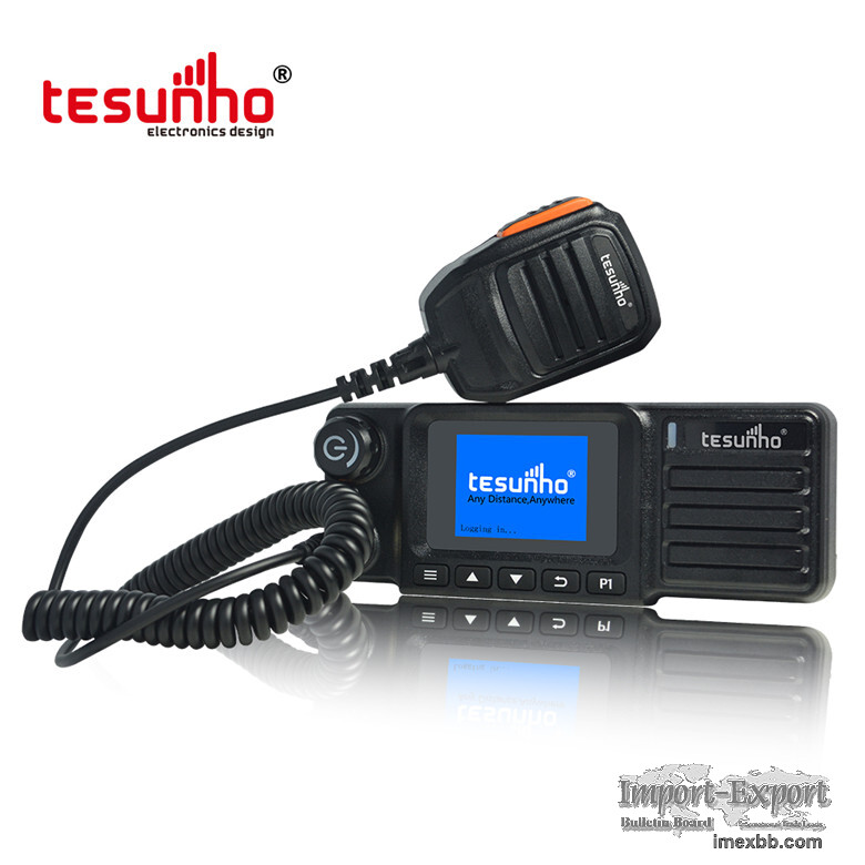 Taxi Bus Truck Small Mobile Radios TM-991