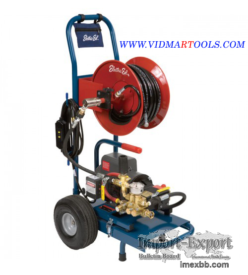 Electric Eel 100ft. Electric High Pressure Water Jetter