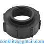 """IBC Adapter S100x8/3"""" Female Buttress to 2"""" BSP Female Adapter"""
