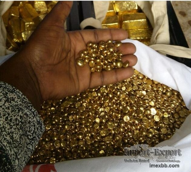 Top Quality Gold Nuggets  &  Dore Bars , Gold Dust for sale  !!!