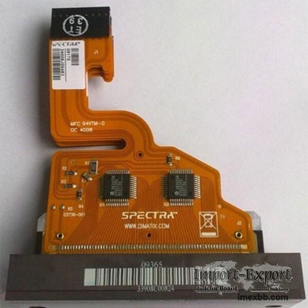 Genuine Spectra SE-128 AA Dimatix Printhead