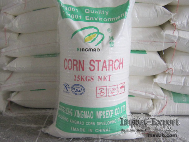 Export Corn Starch, Modified starch,