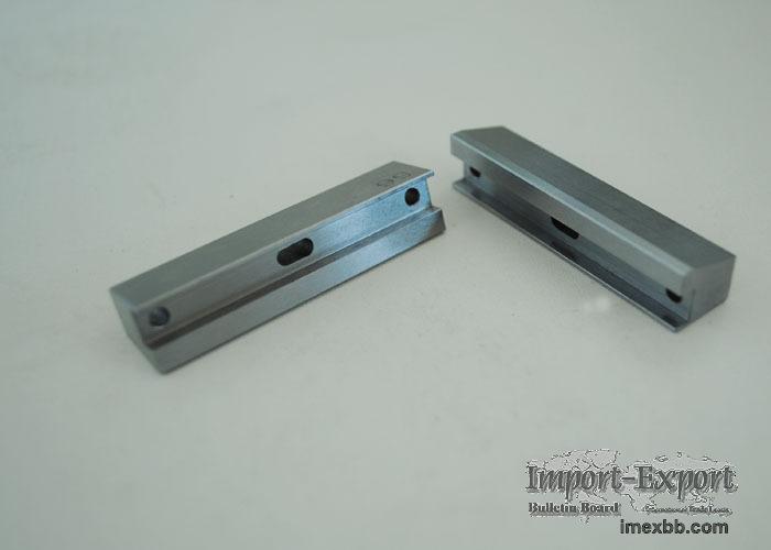 Stainless steel shaft machining China-Eccentric shaft machining