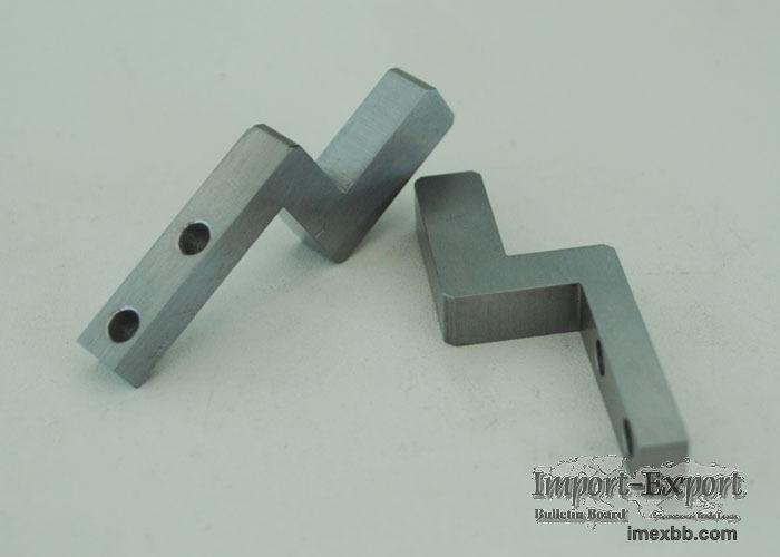 China CNC machining milling service