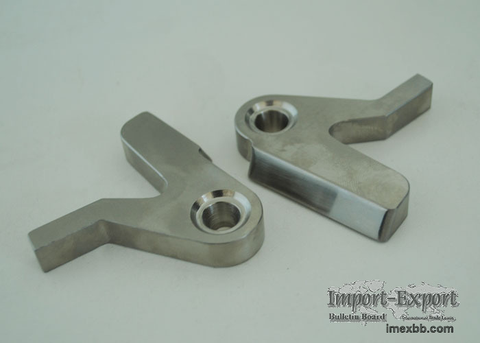 Small batch precision metal parts turning and milling