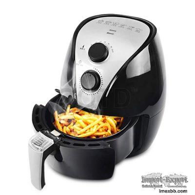 OOTD 2.8L 1350W Healthy Oil Free Cooking Air Fryer