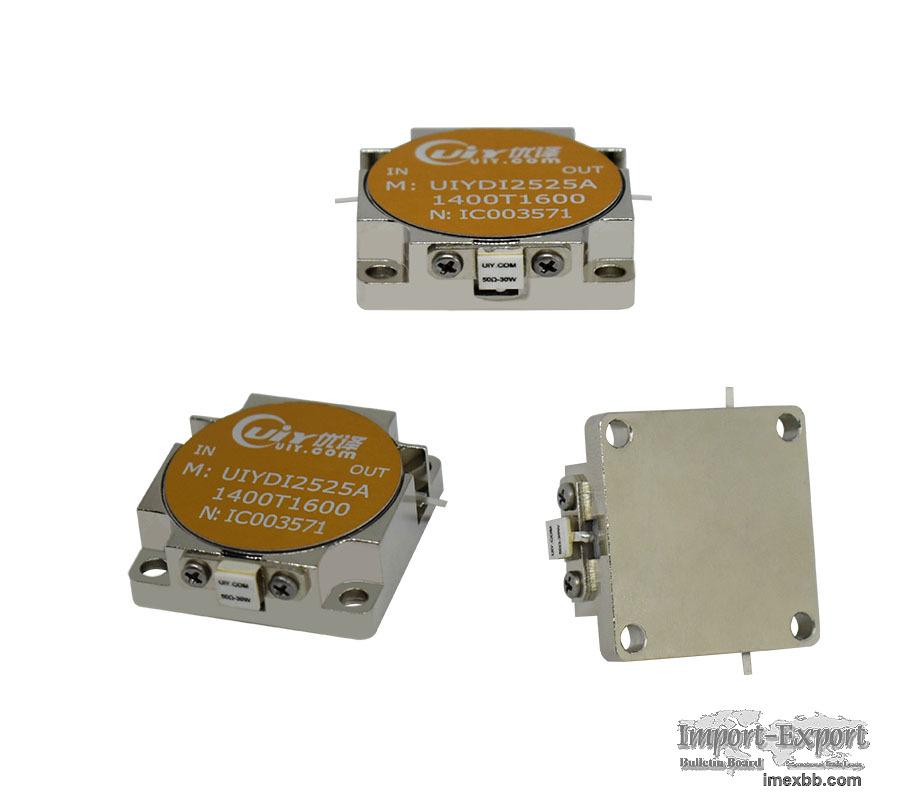 UIY Drop in Isolator 1400 ~ 1600 MHz 200W/30W