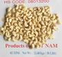 Cashewnut Kernels Vietnam WW450
