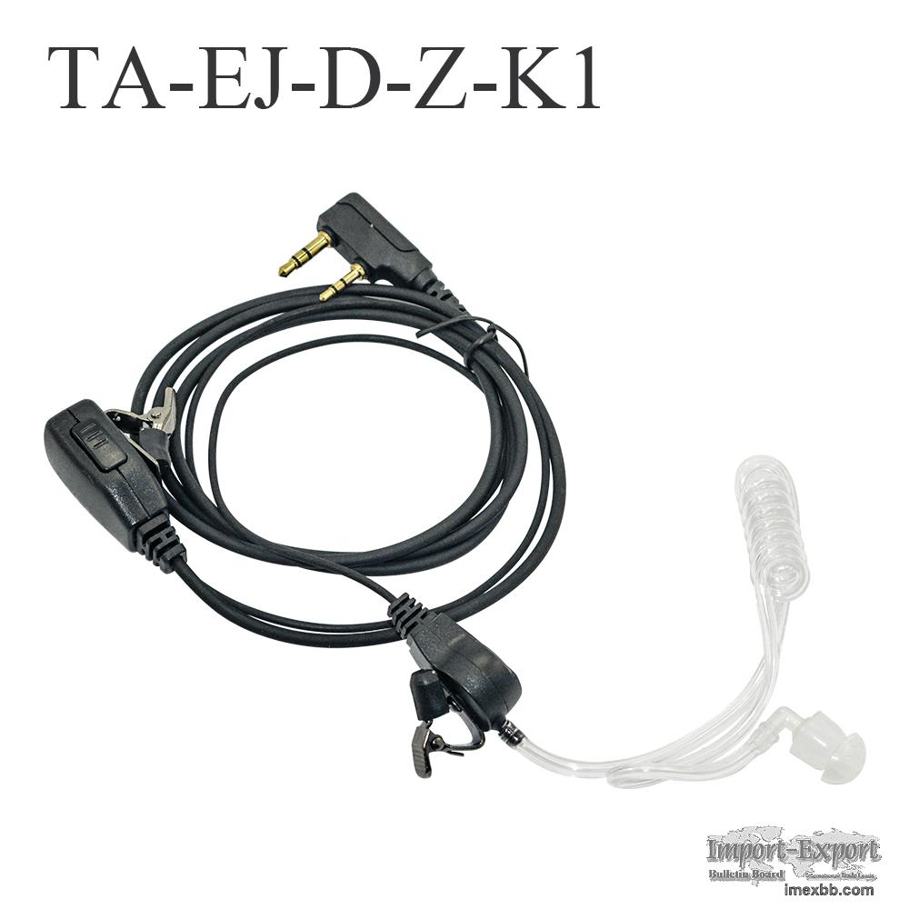 Handheld Walkie Tailkie Earphone TA-EJ-D-Z-K1