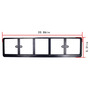 Embedded Russia European license plate frame  Russia License Plate Frame