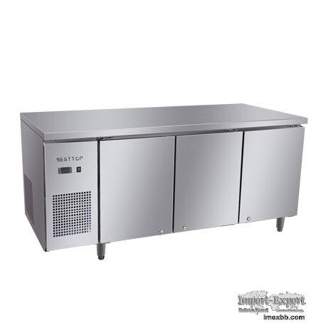 3 Door Undercounter Refrigerator