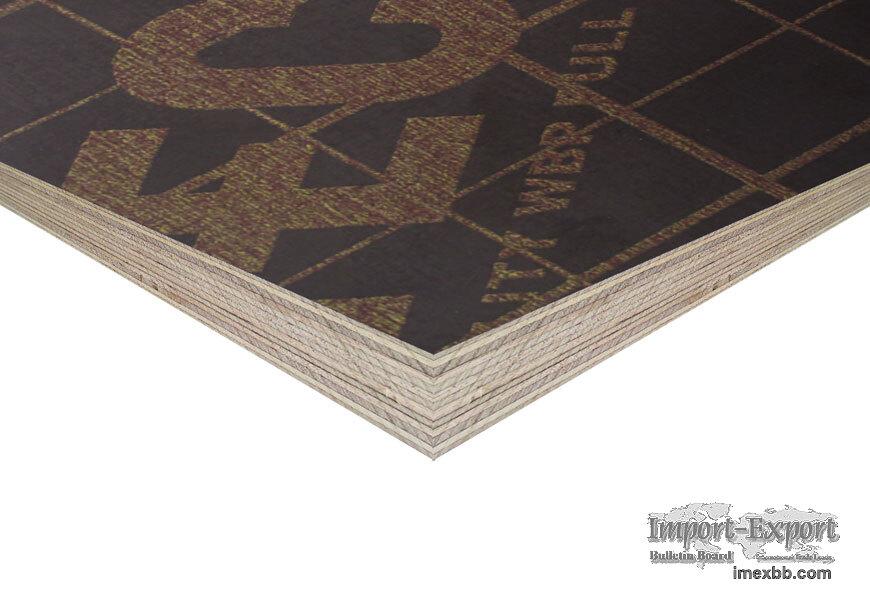TECON-Form Film Faced Plywood