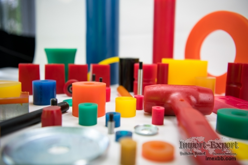 polyurethane rod Solid and hollow quality goods competitive rate