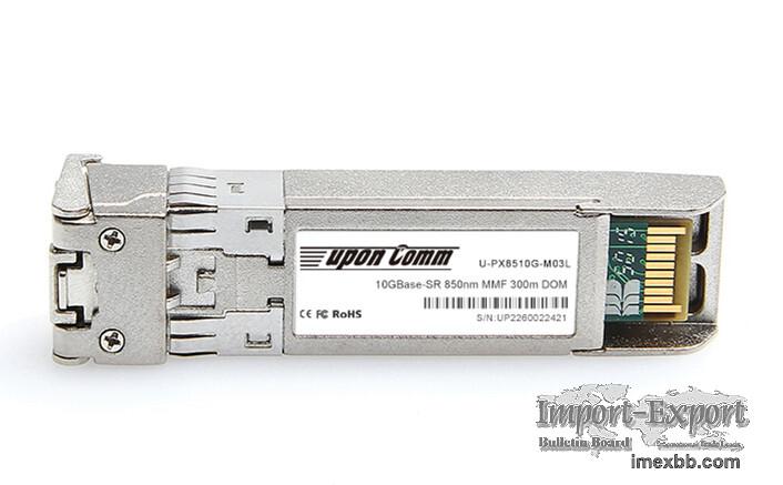 Cisco compatible SFP-10G-SR 10GBase-SR 850nm MMF 300m DOM SFP+ Optical Tran