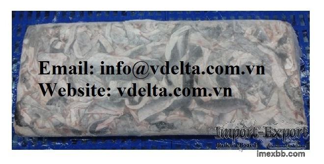 Fish skin / High quality Frozen Pangasius Fish Skin from Vietnam