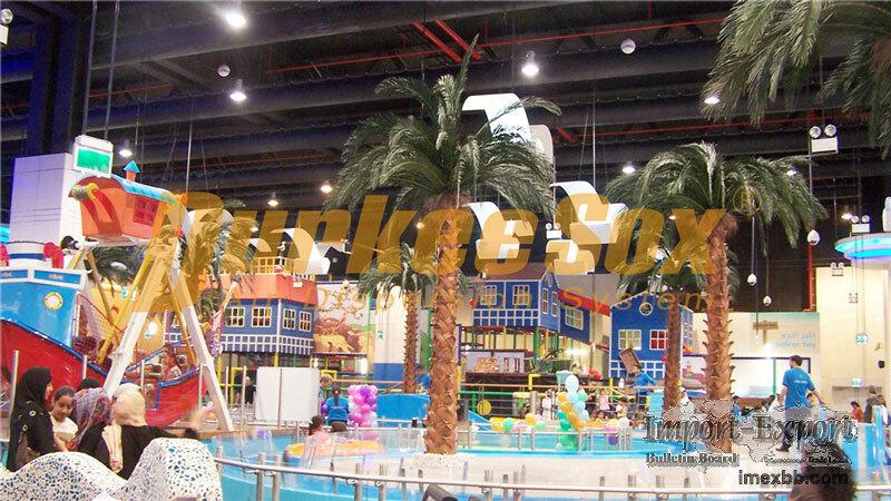 Entertainment Facility & Fitness Center