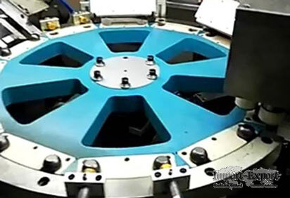 QTXET-01 Ball Studs Eddy Current Sorting Machine