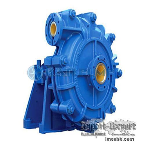 KTHH high head slurry pump   high pressure slurry pump supplier