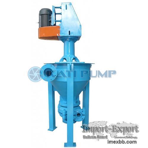 KTF Froth pump   High chromium slurry pump  industrial pumps