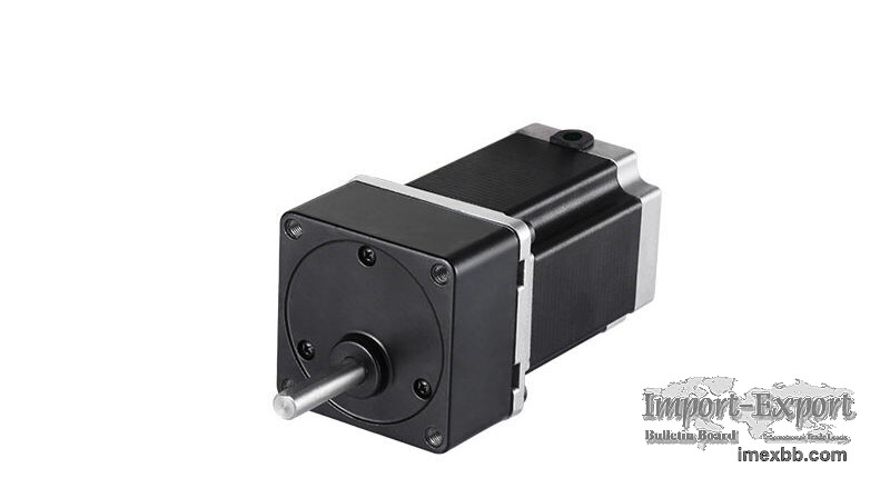 Stepper With Spur Gearbox