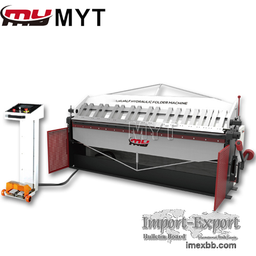 Hydraulic Pan Brake Folder