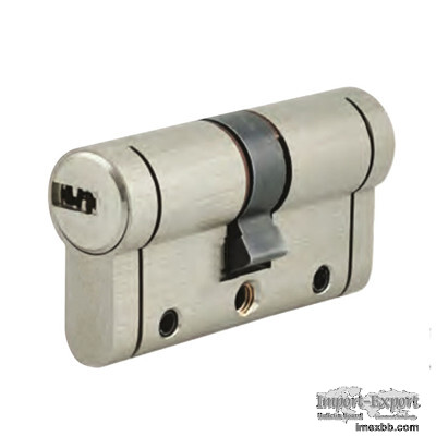 Euro Profile Solid Brass Cylinder with Anti-pick Function