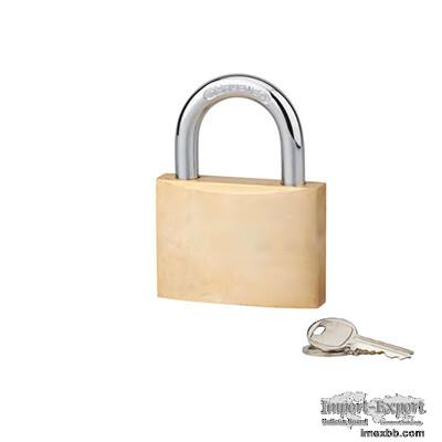 High Quality Middle Heavy Duty Brass Padlock with Brass Keys