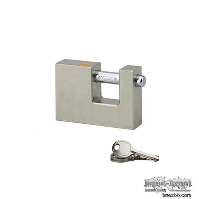Rectangular Iron Padlock  Steel Padlock
