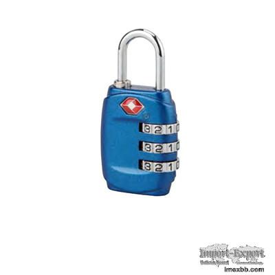 TSA Combination Padlock for Luggage 001  Password Padlock