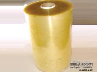 PVC  cling film jumbo roll