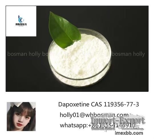 Supply High Purity Raw Material Dapoxetine CAS119356-77-3