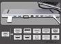 USB C Docking Station 11 in 1 3USB 3.0 2HDMI VGA TF SD RJ45 Audio USB-C