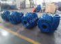 G/GH gravel sand pumps, tunnels pumps, gravel dredging pumps analogs warman