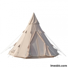 3m Canvas Teepee Tent    Canvas Bell Tent   Cotton Canvas Tent supplier